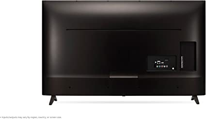 LG 60UJ630V - TV LED UHD 4K de 60 pulgadas (Active HDR, Smart TV ...
