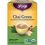 Yogi Tea Chai Green Tea 16 ea (pack of 6)