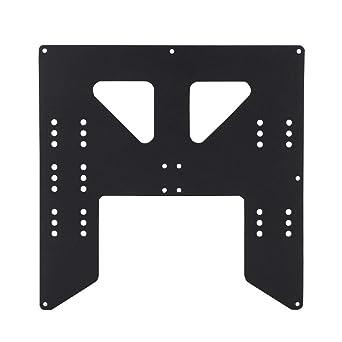 Accesorios de impresora 3D de placa de aluminio, Accesorios de ...