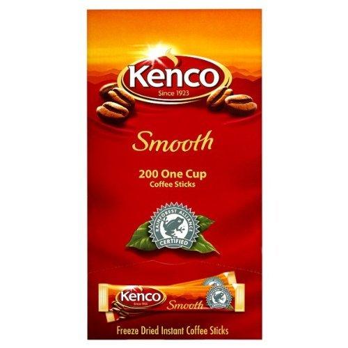 200 Kenco Smooth - 200 x Individual Sachets by Kenco by Kenco (Image #1)