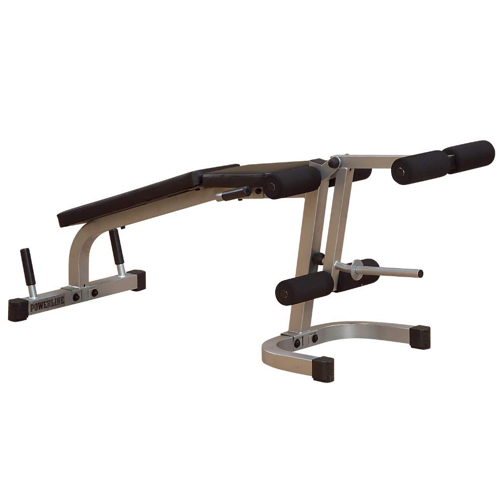 Body-Solid Powerline Leg Extension and Curl Machine (PLCE165X)