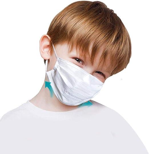 masque pour enfant anti virus