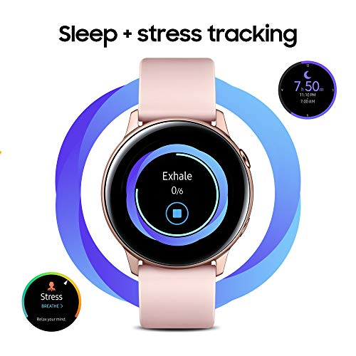 Samsung Galaxy Watch Active (40mm) Rose Gold by Samsung (Image #9)