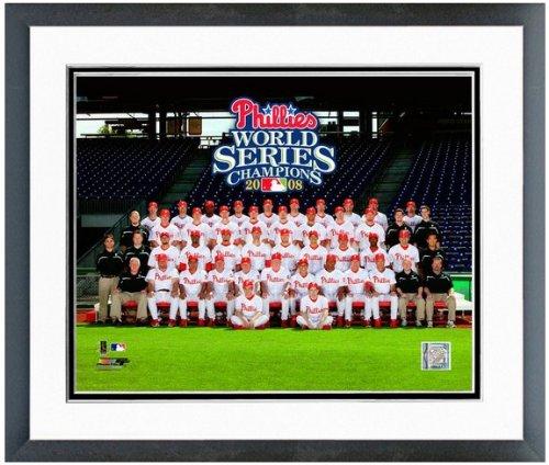 - Philadelphia Phillies 2008 World Series Team Photo (Size: 12.5