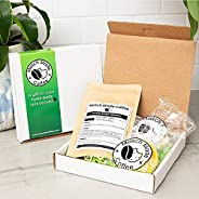 Match Made Coffee - Craft Coffee & Gourmet Cookie Subscription Box – Try New Organic Ground Coffee and 2 F