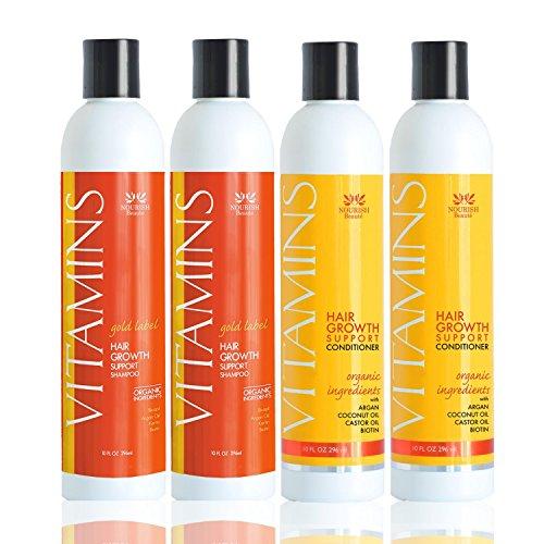 Pack VITAMINS Shampoo Conditioner Thicker