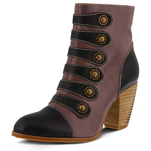 L`artiste Womens Lovech Boot Black Multi