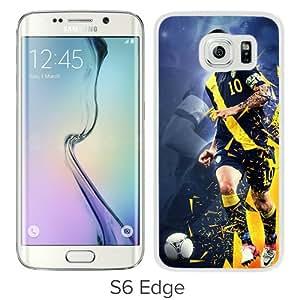 Zlatan Ibrahimovic White Popular Sell Customized Design Samsung Galaxy S6 Edge G9250 Case