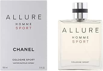 Chanel Allure Sport Eau de Cologne Spray for Men, 150 ml
