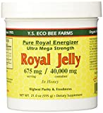 YS Royal Jelly/Honey Bee - Royal Jelly In Honey Ultra Strength, 21 oz gel (Pack of 2)