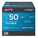 Arrow Fastener 508IP 1/2-Inch Genuine...