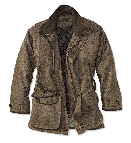 - Orvis Men's Tweed Wingfield Coat, Medium
