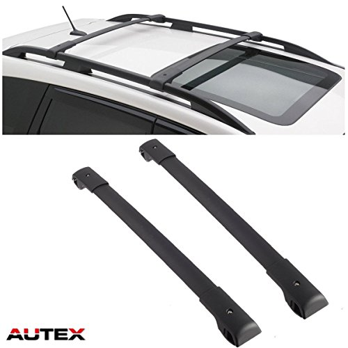 Roof Forester Subaru - AUTEX Aluminum Roof Rack Cross Bar Compatible with Subaru Forester 2014 2015 2016 2017 2018 Crossbar Luggage Racks Carrier Cargo Carrier Roof Top Rail Rack