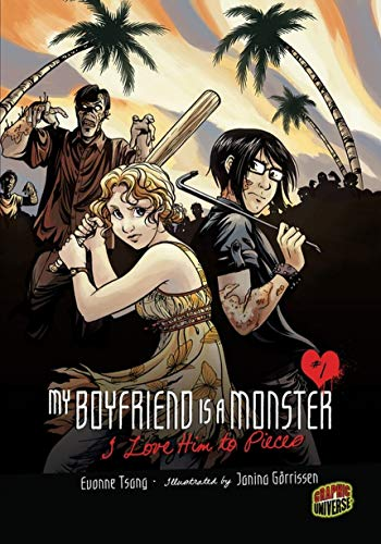 I Love Him to Pieces: Book 1 (My Boyfriend Is a Monster)