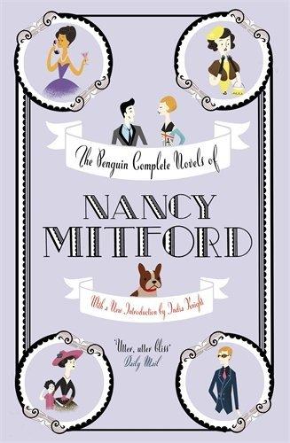 The Penguin Complete Novels of Nancy Mitford by Nancy Mitford (3-Nov-2011) Paperback