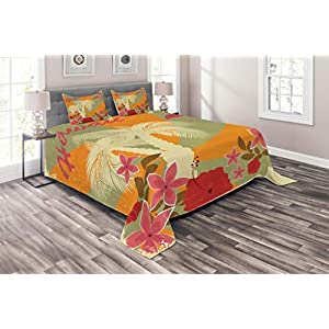 51kD7IC%2BSjL._SS300_ Hawaii Themed Bedding Sets