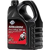 Silkolene Pro-4 Plus Oil 5W40 4L. 600757106