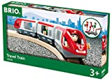 BRIO World - 33505 Travel Train | 5 Piece Train Toy for Kids Ages 3 and Up