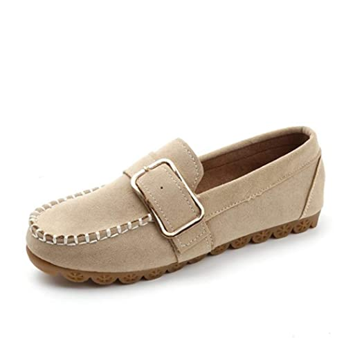 Shoe Size Women Slip On Square Toe Flat Oxfords Dress Casual Comfort Black Tan
