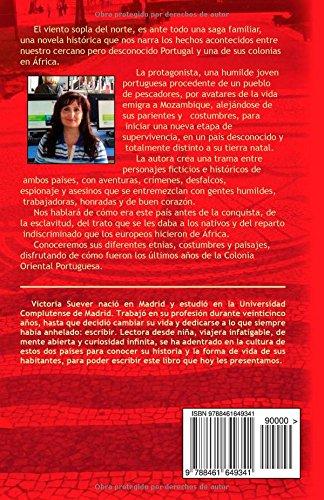 El viento sopla del norte (Spanish Edition): Victoria Suever ...