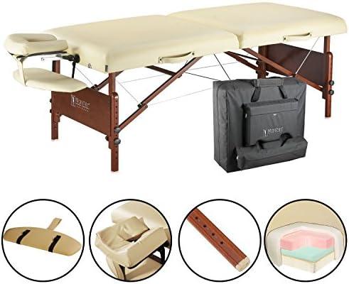 Master Massage Del Ray - Mesa de masaje portátil con sistema de ...