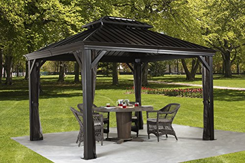gazebo buying guide the 50 best gazebos for your. Black Bedroom Furniture Sets. Home Design Ideas