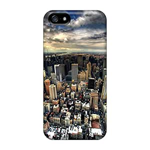 Awesome AhdWqtJ6858nNXrW DLBuke Defender Tpu Hard Case Cover For Iphone 5/5s- New York