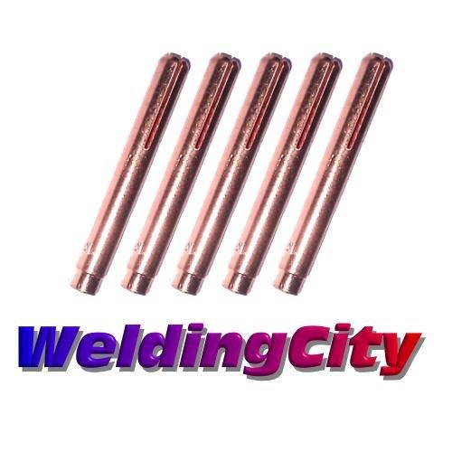 Long Collet (WeldingCity 5-pk Long Collet 13N23L (3/32