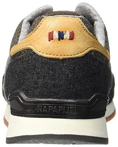 Multicolore Multi Sneaker Rabari Grey Napapijri N805 Uomo 4xtPwUIq