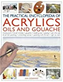 Practical Encyclopedia of Acrylics, Oils And, Ian Sidaway, 1780190506
