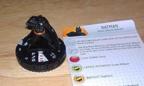Knight Dark Attack Bat (DC Heroclix Dark Knight Rises TARGET Gravity Batman)