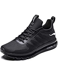 Men's Running Shoes Air Cushion Breathable Lightweight Gym Sport Shoes