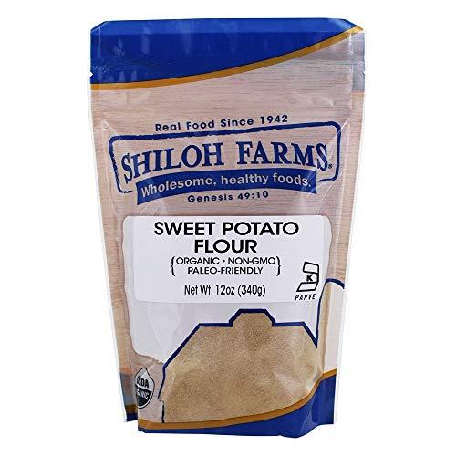 Shiloh Farms Organic Sweet Potato Flour - 12 Ounce Bag