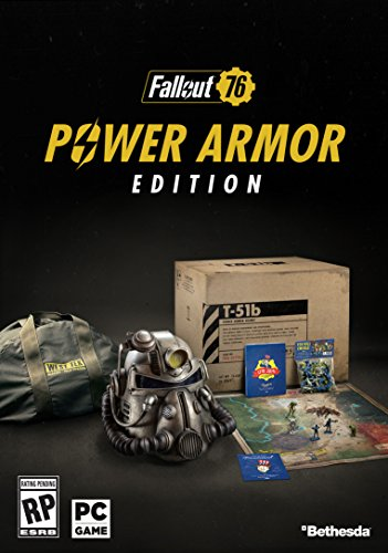 Fallout 76 Power Armor Edition PC Deal (Large Image)
