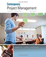 Contemporary Project Management, 3rd Edition Front Cover