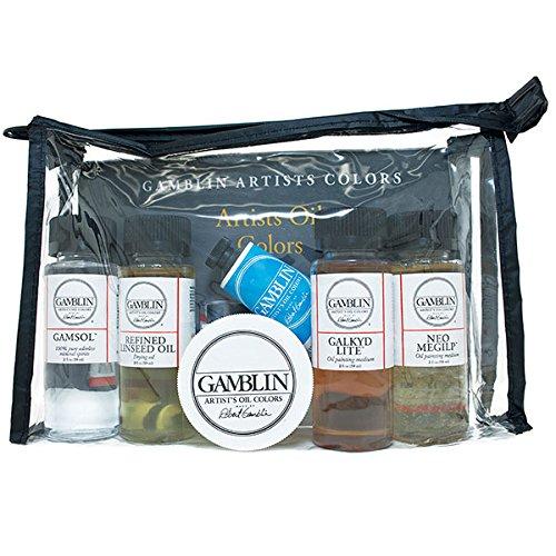 Gamblin Mediums Set ()