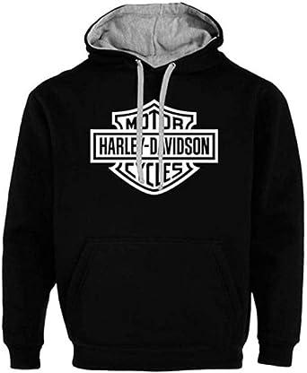 Sudadera Harley Davidson, elaborada y Fabricada integramente Desde ...