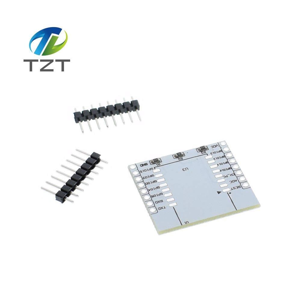 ESP-12E ESP-08 Muccus 1pCS//LOT ESP8266 Serial WiFi Module Adapter Plate Applies to ESP-07