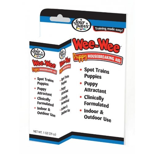Wee Wee Housebreaking Aid Pet Training Size: 1 Ounce