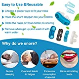 Anti Snoring Nose Vents Plugs, Anti Snoring