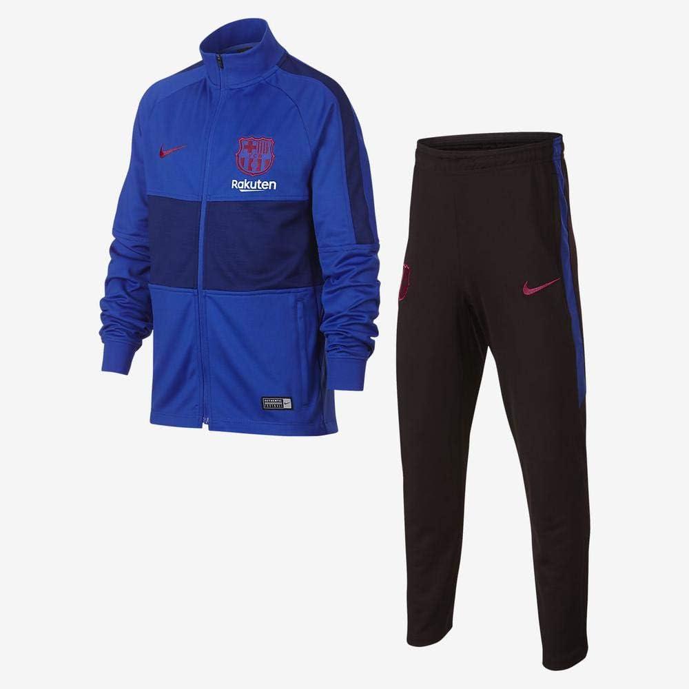 NIKE FCB Y Nk Dry Strk TRK Suit K Chándal, Unisex niños