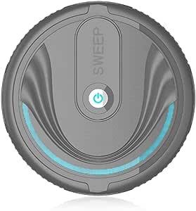 Sikena Robot de Barrido Inteligente del hogar Limpiador automático ...