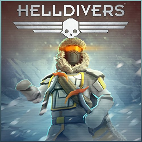 Helldivers:  Democracy Strikes Back Edition: Terrain Specialist Pack - PS4 [Digital Code]