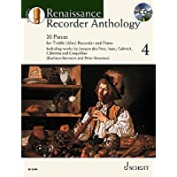 Image for Renaissance Recorder Anthology 4