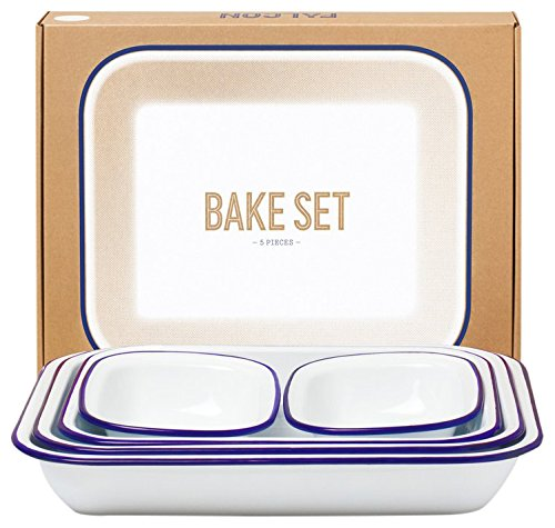 Falcon Enamelware Bake Set by Falcon Enamelware