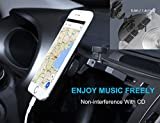 Sturdy Magnetic Car CD Player Mount, APPS2Car