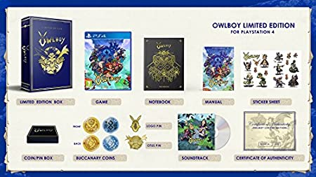 Owlboy Limited Edition - PlayStation 4