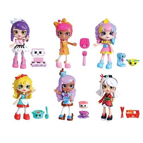 Happy lieux Shopkins Série 1–6Assortis poupée