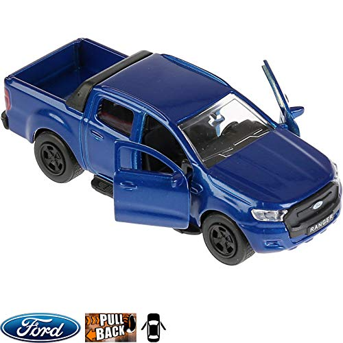 etal Model Car Ford Ranger Pickup Truck Russian Die-cast Toy Cars ()