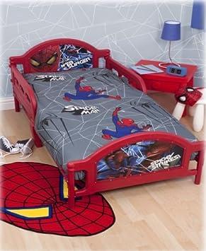 SPIDERMAN MOVIE JUNIOR TODDLER BED FRAME